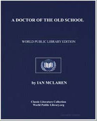 A Doctor of the Old School by Mclaren, Ian
