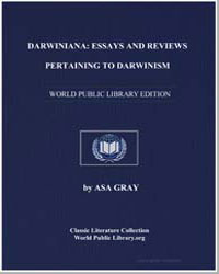 Darwiniana : Essays and Reviews Pertaini... by Gray, Asa