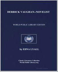 Derrick Vaughan : Novelist by Lyall, Edna