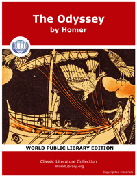 The Odyssey by Butler, Samuel
