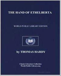 The Hand of Ethelberta : A Comedy in Cha... by Hardy, Thomas