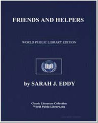 Friends and Helpers by Eddy, Sarah J.