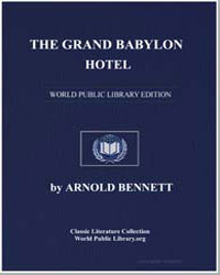 The Grand Babylon Hotel : A Fantasia on ... by Bennett, Enoch Arnold