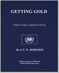 Getting Gold by Johnson, J. C. F.