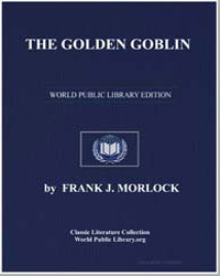 The Golden Goblin by Morlock, Frank J.
