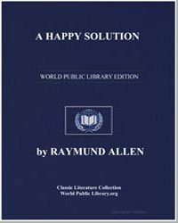 A Happy Solution by Allen, Raymund