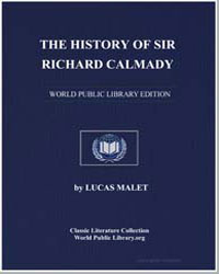 The History of Sir Richard Calmady : A R... by Malet, Lucas