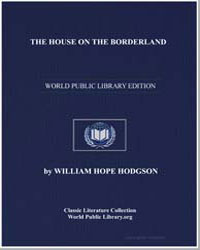 The House on the Borderland by Hodgson, William Hope