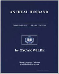An Ideal Husband by Wilde, Oscar