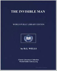 The Invisible Man by Wells, Herbert George