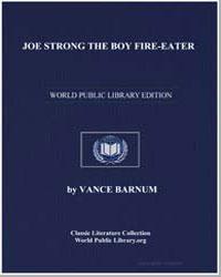 Joe Strong the Boy Fireeater by Barnum, Vance
