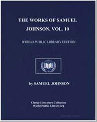 The Works of Samuel Johnson, Volume 10 by Johnson, Samuel