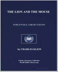The Lion and the Mouse by Kennedy, Charles Rann