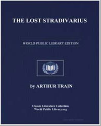 The Lost Stradivarius by Train, Arthur