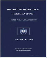 The Love Affairs of Great Musicians : Vo... by Hughes, Rupert
