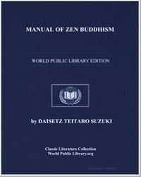 Manual of Zen Buddhism by Suzuki, Daisetz Teitaro