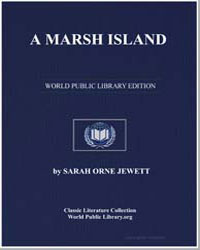 A Marsh Island by Jewett, Sarah Orne