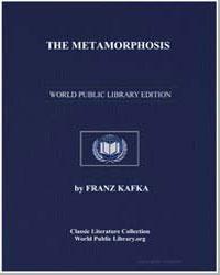 The Metamorphosis by Kafka, Franz