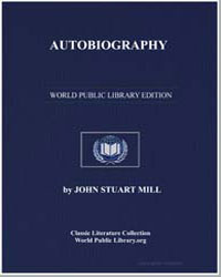 Autobiography of John Stuart Mill by Mill, John Stuart