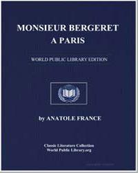 Monsieur Bergeret a Paris by France, Anatole