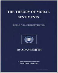 The Theory of Moral Sentiments by Smith, Adam