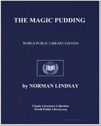 The Magic Pudding by Lindsay, Norman