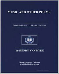 Music and Other Poems by Van Dyke, Henry
