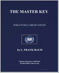 The Master Key by Baum, Frank L.