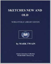 Sketches New and Old by Twain, Mark
