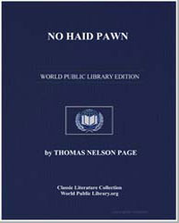 No Haid Pawn by Page, Thomas Nelson