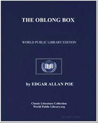 The Oblong Box by Poe, Edgar Allan