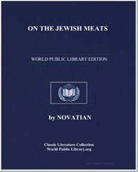 On the Jewish Meats by