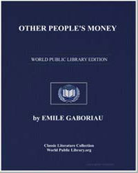 Other People's Money by Gaboriau, Emile