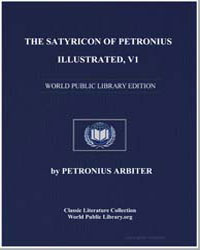 The Satyricon of Petronius, Illustrated,... by Arbiter, Petronius