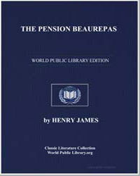 The Pension Beaurepas by James, Henry