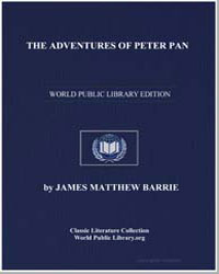 The Adventures of Peter Pan by Barrie, James Matthew