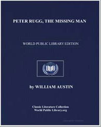 Peter Rugg, The Missing Man by Austin, William