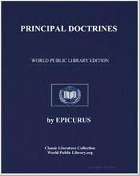 Principal Doctrines by Hicks, Robert Drew