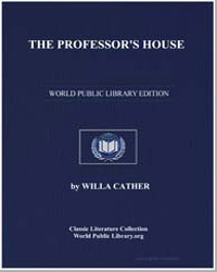 The Professor's House by Cather, Willa Sibert