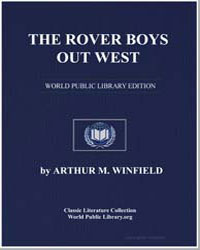 The Rover Boys Out West by Winfield, Arthur M.