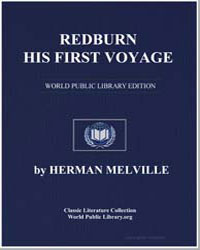 Redburn. His First Voyage by Melville, Herman