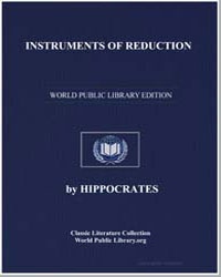 Instruments of Reduction by Adams, Francis
