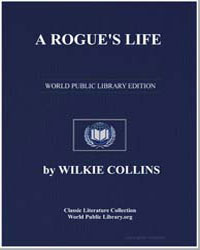 A Rogue's Life by Collins, Wilkie