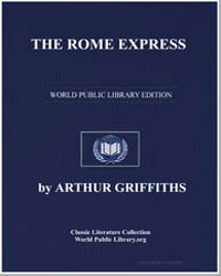 The Rome Express by Griffiths, Arthur