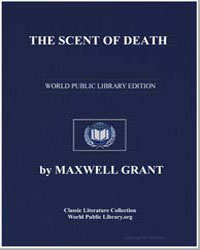 The Scent of Death by Grant, Maxwell