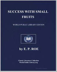 Success with Small Fruits by Roe, Edward Payson