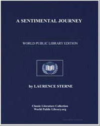A Sentimental Journey by Sterne, Laurence