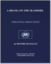 A Drama on the Seashore by De Balzac, Honore