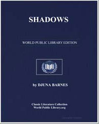 Shadows by Barnes, Djuna
