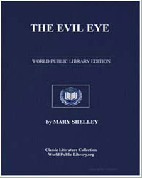 The Evil Eye by Shelley, Mary Wollstonecraft